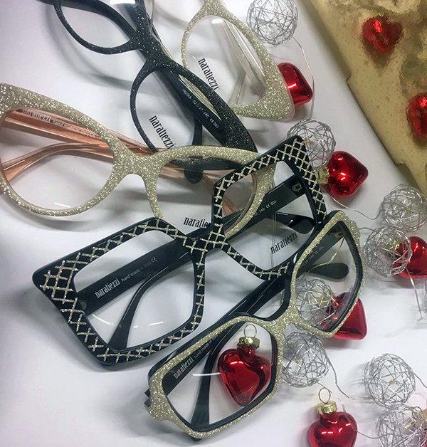 Occhiali Diamantati Naratiezzi produzione occhiali